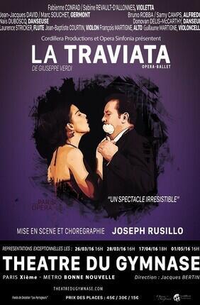 LA TRAVIATA (Theatre du Gymnase)