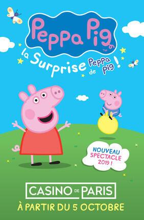 PEPPA PIG - LA SURPRISE DE PEPPA PIG