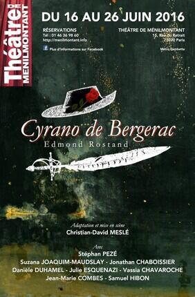 CYRANO DE BERGERAC, MISE EN SCENE DE CHRISTIAN DAVID MESLE