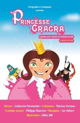 PRINCESSE CRACRA (Theatre Essaion)