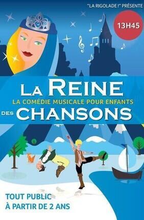 LA REINE DES CHANSONS (Le Palace)