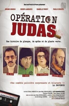 OPERATION JUDAS (Cabries)