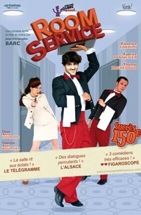 ROOM SERVICE (Comedie La Rochelle)