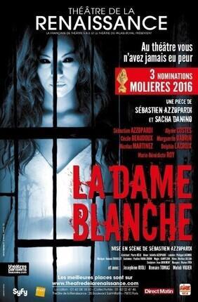LA DAME BLANCHE (Théâtre de la Renaissance)