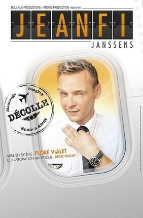 JEANFI DANS JEANFI DECOLLE (Theatre Le Paris)