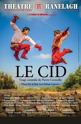 LE CID Au Theatre Le Ranelagh