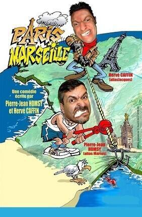 PARIS / MARSEILLE (Aix en Provence)