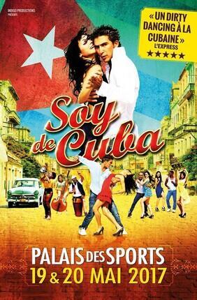 SOY DE CUBA (Palais des Sports)