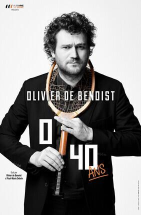 OLIVIER DE BENOIST DANS 0/40 (Lorient)