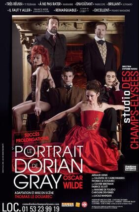 LE PORTRAIT DE DORIAN GRAY (Studio des Champs Elysées)