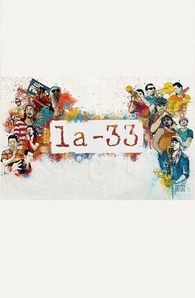 LA 33 + 1ERE PARTIE (Vitry)