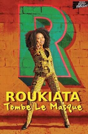 ROUKIATA OUEDRAOGO DANS ROUKIATA TOMBE LE MASQUE (Théâtre Darius Milhaud)