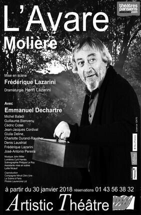 L'AVARE (Artistic Theatre)