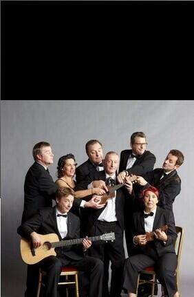 THE UKULELE ORCHESTRA OF GREAT BRITAIN (Colombes)