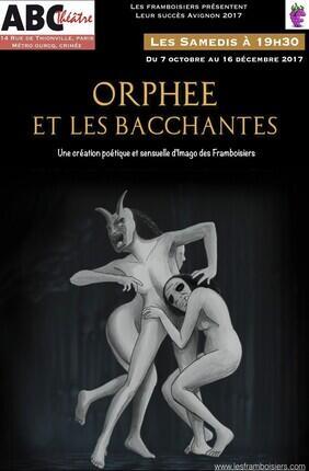 ORPHEE ET LES BACCHANTES