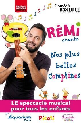 REMI - NOS PLUS BELLES COMPTINES