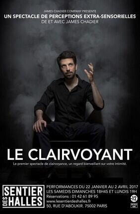 JAMES CHADIER - LE CLAIRVOYANT