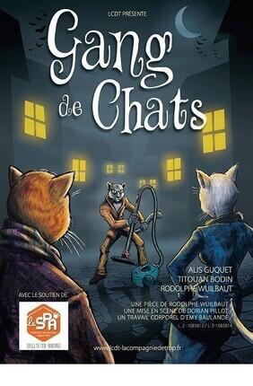 GANG DE CHATS