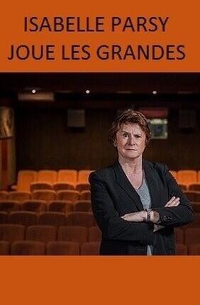 ISABELLE PARSY JOUE LES GRANDES (Aix en Provence)