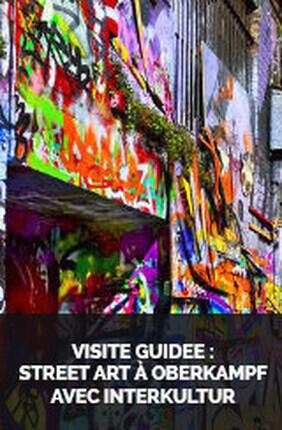 VISITE GUIDEE STREET ART A OBERKAMPF AVEC INTERKULTUR