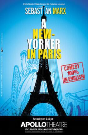 SEBASTIAN MARX DANS A NEW YORKER IN PARIS (Version Anglaise)