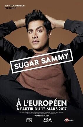 SUGAR SAMMY (L'Europeen)