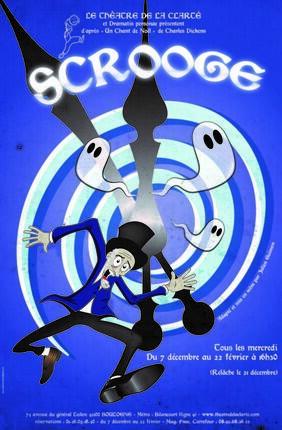 SCROOGE (Theatre de la Clarte)