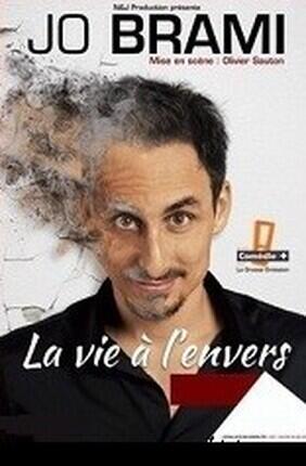 JO BRAMI DANS LA VIE A L'ENVERS (Gaillard)