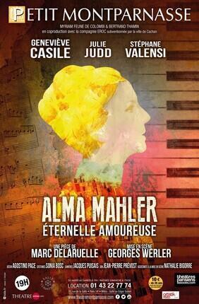 ALMA MAHLER, ETERNELLE AMOUREUSE AVEC GENEVIEVE CASILE