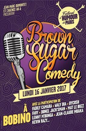 LE BROWN SUGAR COMEDY