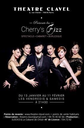 CHERRY'S FIZZ (Theatre Clavel)