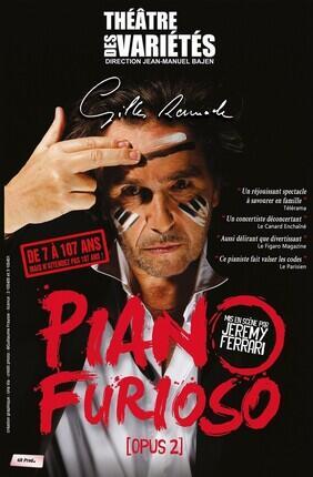 GILLES RAMADE DANS PIANO FURIOSO OPUS 2