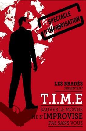 TIME : LE SPECTACLE D'IMPROVISATION EXPLOSIF