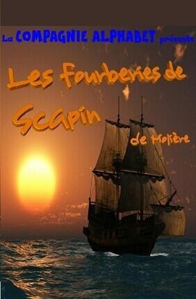 LES FOURBERIES DE SCAPIN A NICE