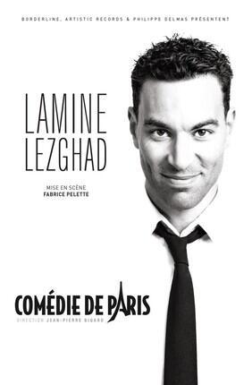 LAMINE LEZGHAD (Comedie de Paris)