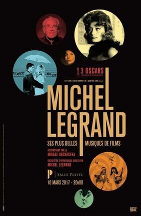 MICHEL LEGRAND (Salle Pleyel)