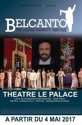 THE LUCIANO PAVAROTTI HERITAGE - BEL CANTO (Le Palace)
