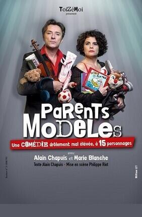 LES TOIZEMOI DANS PARENTS MODELES (Theatre Comedie Odeon)