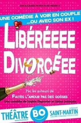 LIBERE(E) DIVORCE(E)