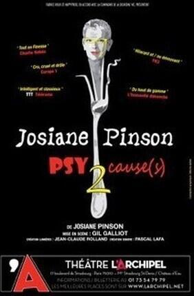 PSY CAUSE(S)2 AVEC JOSIANE PINSON
