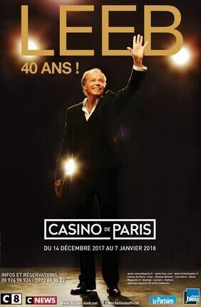 MICHEL LEEB AU CASINO DE PARIS