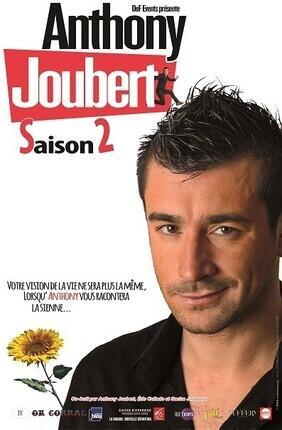 ANTHONY JOUBERT DANS SAISON 2 (Comédie de Grenoble)