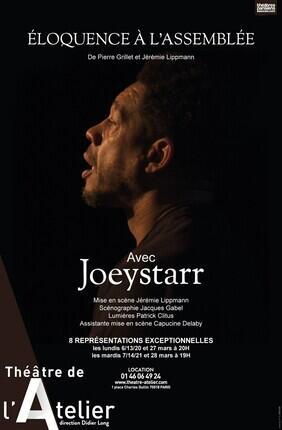 ELOQUENCE A L'ASSEMBLEE AVEC JOEY STARR
