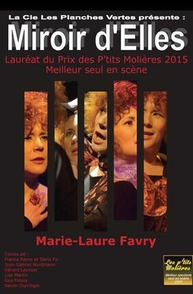 MIROIR D'ELLES (Le Guichet Montparnasse)