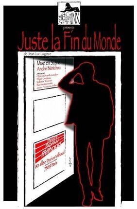 JUSTE LA FIN DU MONDE (Theatre Darius Milhaud)