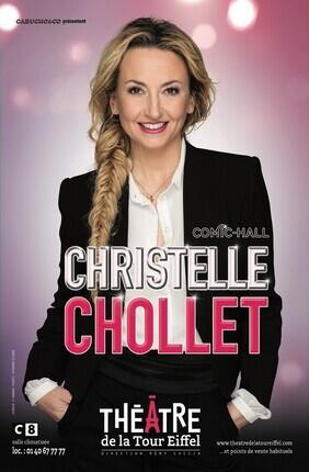 CHRISTELLE CHOLLET DANS COMIC HALL (Theatre de la Tour Eiffel)