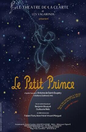 LE PETIT PRINCE (Theatre de la Clarté)