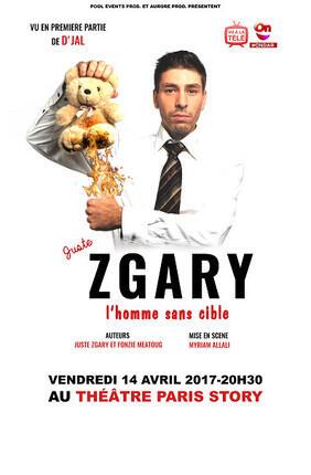 ZGARY L'HOMME SANS CIBLE