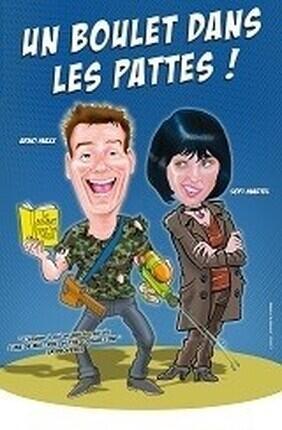 UN BOULET DANS LES PATTES (Aix en Provence)