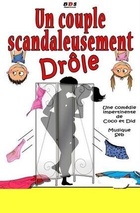 UN COUPLE SCANDALEUSEMENT DROLE (Aix en Provence)